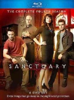 Sanctuary: The Complete Fourth Season (Blu-ray Disc)