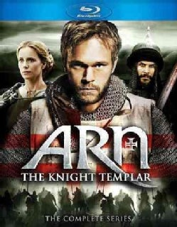 Arn: The Knight Templar: The Complete Series (Blu-ray Disc)