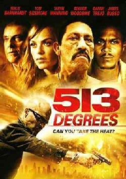 513 Degrees (DVD)