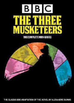 The Three Musketeers: The Complete Mini Series (DVD)