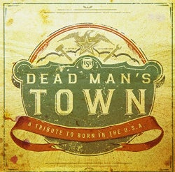 Various - Dead Man's Town: A Tribute To Springsteen's Born In The U.S.A.