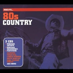 Various - Real Country 80's