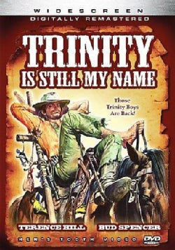 Trinity is Still My Name (DVD)