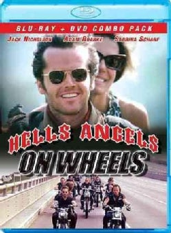 Hells Angels on Wheels (Blu-ray/DVD)