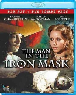The Man in The Iron Mask (Blu-ray/DVD)