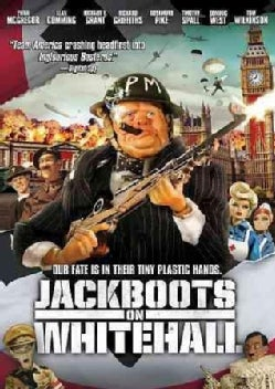 Jackboots on Whitehall (DVD)