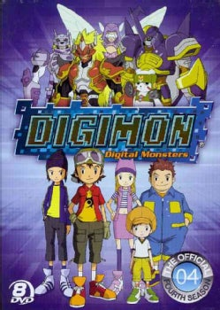 Digimon Frontier: The Complete Fourth Season (DVD)