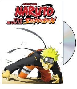 Naruto Shippuden: The Movie (DVD)