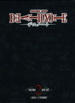 Death Note Box Set 2 (DVD)
