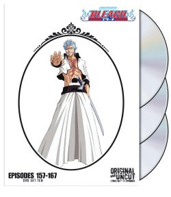 Bleach Box Set 10 (Uncut) (DVD)