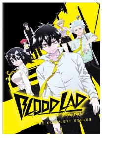 Blood Lad: The Complete Series (DVD)
