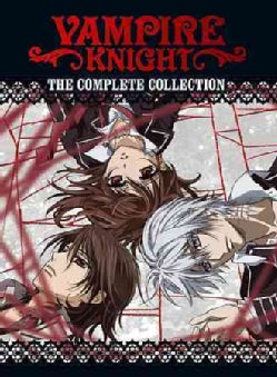 Vampire Knight Guilty: The Complete Collection (DVD)