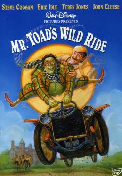 Mr. Toad's Wild Ride (DVD)