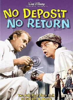 No Deposit No Return (DVD)