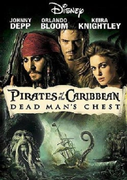 Pirates of The Caribbean: Dead Man&#39;s Chest (DVD)