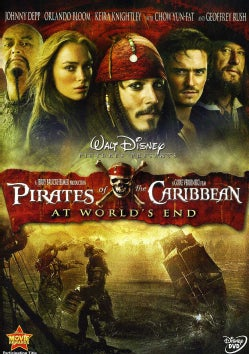Pirates Of The Caribbean: At World&#39;s End (DVD)