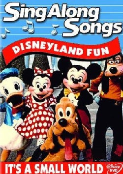 Sing Along Songs: Disneyland Fun (DVD)
