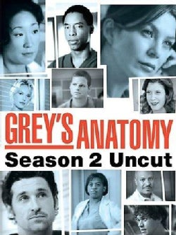 Grey&#39;s Anatomy: Season 2 (DVD)