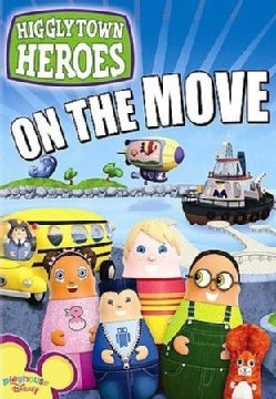 Higglytown Heroes: On The Move (DVD)