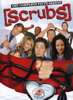 Scrubs: Season 5 (DVD)