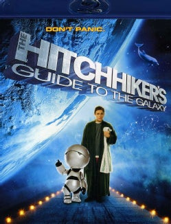 The Hitchhiker's Guide to the Galaxy (Blu-ray Disc)