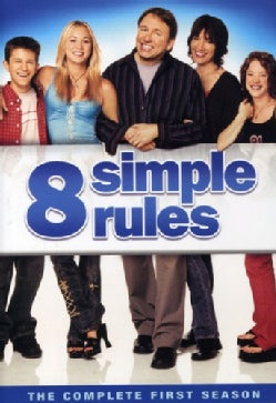 8 Simple Rules: The Complete First Season (DVD)
