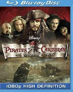 Pirates Of The Caribbean: At World&#39;s End (Blu-ray Disc)