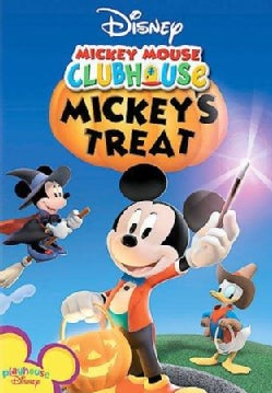 Mickey Mouse Clubhouse: Mickey's Treat (DVD)