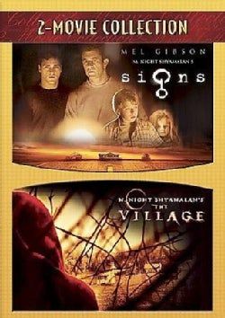 Signs/The Village (DVD)