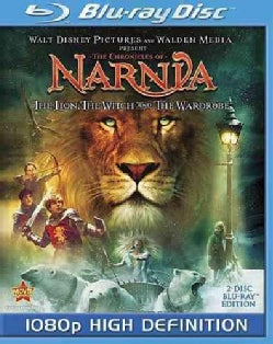 The Chronicles Of Narnia: The Lion, The Witch And The Wardrobe (Blu-ray Disc)