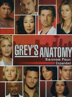 Grey&#39;s Anatomy: Season 4 (Expanded) (DVD)