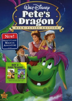 Pete&#39;s Dragon: High-Flying Edition (DVD)
