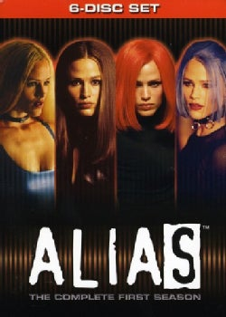 Alias: The Complete First Season (DVD)