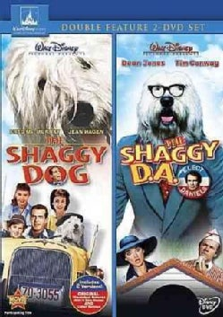 The Shaggy D.A/The Shaggy Dog (1959) (DVD)