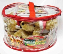 Santa Buddies (Plush Set) (DVD)
