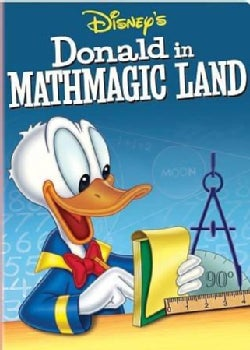 Donald In Mathmagic Land (DVD)
