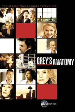 Grey&#39;s Anatomy: Season 6 (DVD)