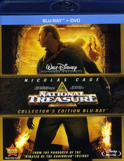 National Treasure (Blu-ray/DVD)