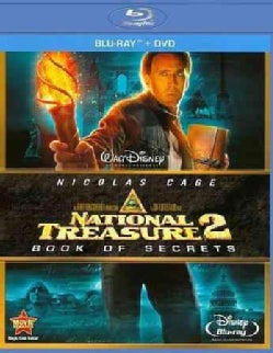 National Treasure 2: Book Of Secrets (Blu-ray/DVD)