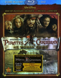 Pirates Of The Caribbean: At World&#39;s End (Blu-ray/DVD)