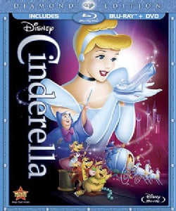 Cinderella (Diamond Edition) (Blu-ray/DVD)