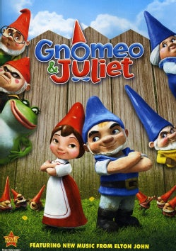 Gnomeo And Juliet (Spanish Stickered) (DVD)