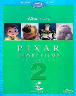 Pixar Short Films Collection: Volume 2 (Blu-ray/DVD)