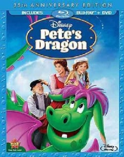 Pete&#39;s Dragon (35th Anniversary Edition) (Blu-ray Disc)