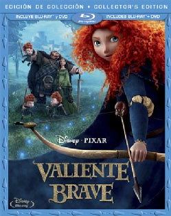 Brave (Spanish Packaging) (Blu-ray/DVD)