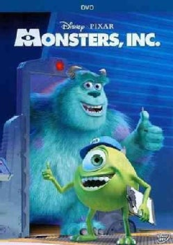 Monsters Inc. (DVD)