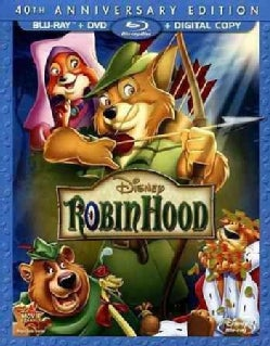 Robin Hood (40th Anniversary Edition) (Blu-ray Disc)