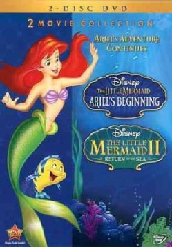 The Little Mermaid II/Ariel's Beginning (DVD)