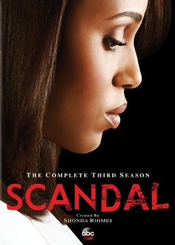 Scandal: The Complete Third Season (DVD)