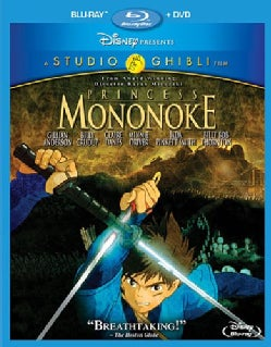 Princess Mononoke (Blu-ray/DVD)
